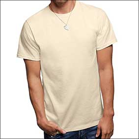 Organic Men´s Fashion Tee