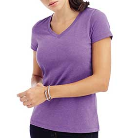 Womens Lisa V-Neck-T