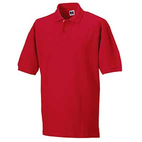 russell_Mens Classic Cotton Polo
